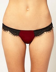 Gilda &amp; Pearl How To Marry A Millionaire Classic Silk Knicker