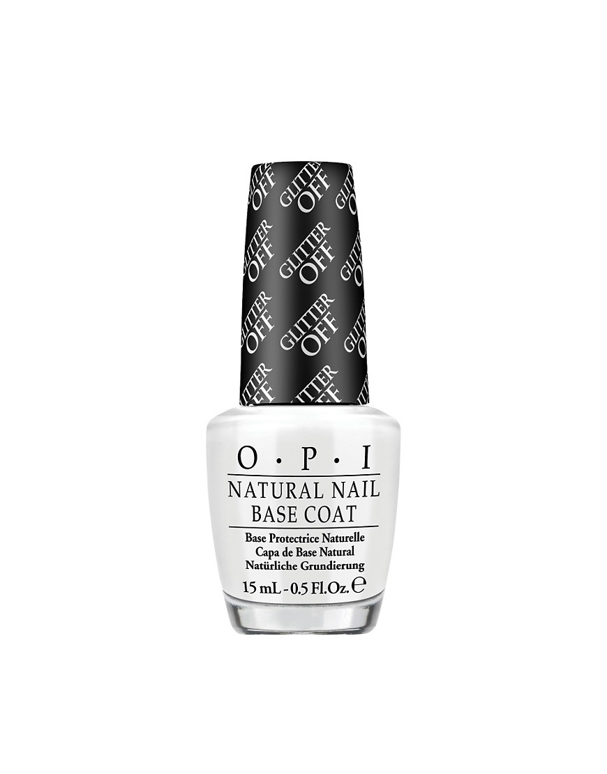 O.P I Glitter-Off Peelable Base Coat Polish