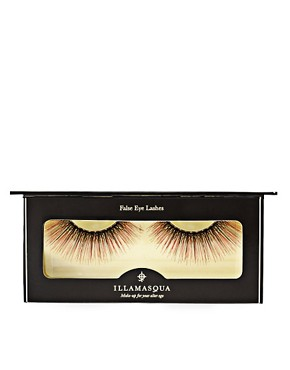 Image 1 ofIllamasqua Theatre of the Nameless False Lashes