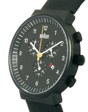 Image 4 ofBraun Quartz Chronograph Watch BN0035BKBKG
