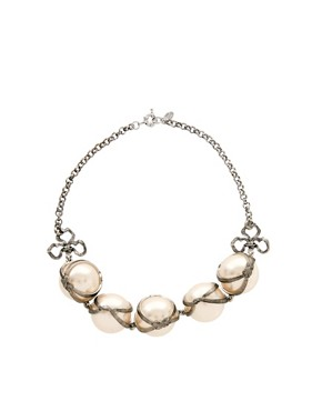 Image 1 of Vivienne Westwood Giant Pearl Necklace