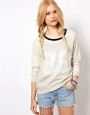 River Island Sequin 88 Sweat