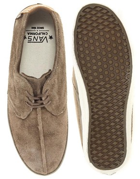 Image 3 ofVans California Carrilo Suede Shoes
