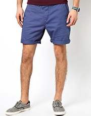 Paul Smith Jeans Shorts with Patch Pockets