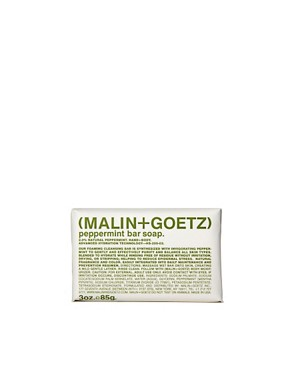 Image 1 ofMalin + Goetz Peppermint Bar Soap