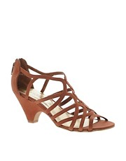 New Look Sun Strappy Heeled Sandals