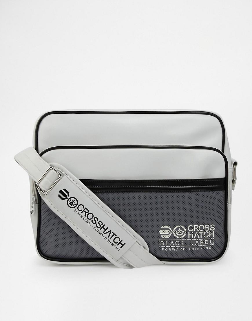 Image 1 ofCrosshatch Black Label Messenger Bag