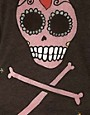 Image 3 ofWildfox Day Of The Dead Tank
