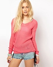 Vero Moda V Neck Long Jumper