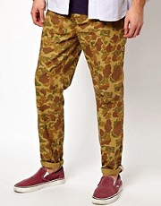Penfield Camo Trousers