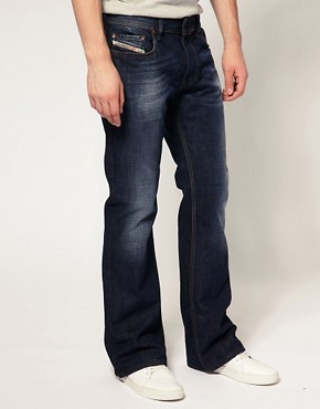 Image 1 ofDiesel Zathan 74W Bootcut Jean