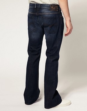 Image 2 ofDiesel Zathan 74W Bootcut Jean