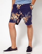 Scotch &amp; Soda Floral Shorts