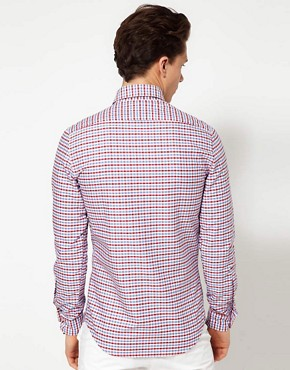 Image 2 of Hentsch Man Shirt Check Sunday