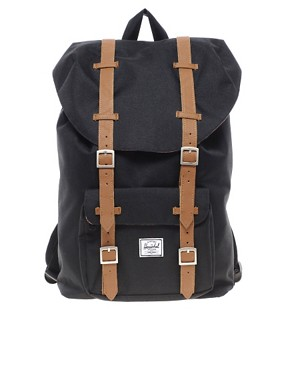 Image 1 ofHerschel Little America Mid-Volume Backpack