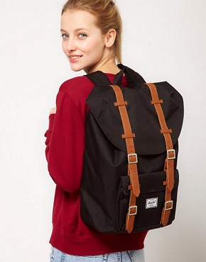 Image 3 ofHerschel Little America Mid-Volume Backpack