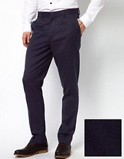 Pantalones de vestir de corte slim de ASOS
