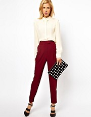 ASOS Pants With Zip Hem