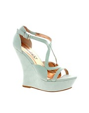 Timeless Cut out Heel Wedge