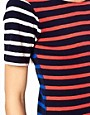 Image 3 ofFrench Connection Stripe T-Shirt Dress