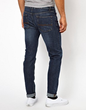 Image 2 ofASOS Skinny Jeans In Mid Wash