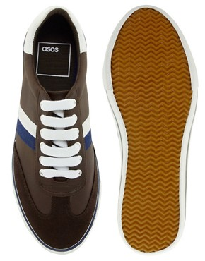 Image 3 ofASOS Retro Trainers
