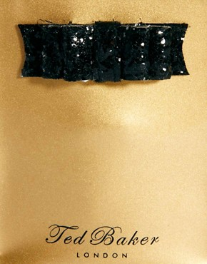 Image 4 ofTed Baker Demelza Glitter Bow Iphone Case