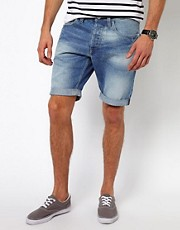 Selected &ndash; Denim-Shorts