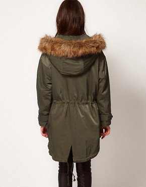 Image 2 ofSelected Oversized Army Parka