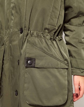 Image 3 ofSelected Oversized Army Parka