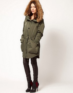 Image 4 ofSelected Oversized Army Parka