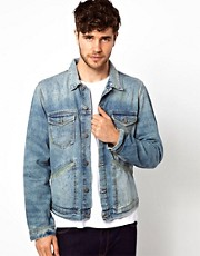 River Island Trucker Denim Jacket