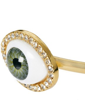 Image 4 ofASOS Eye Open bangle