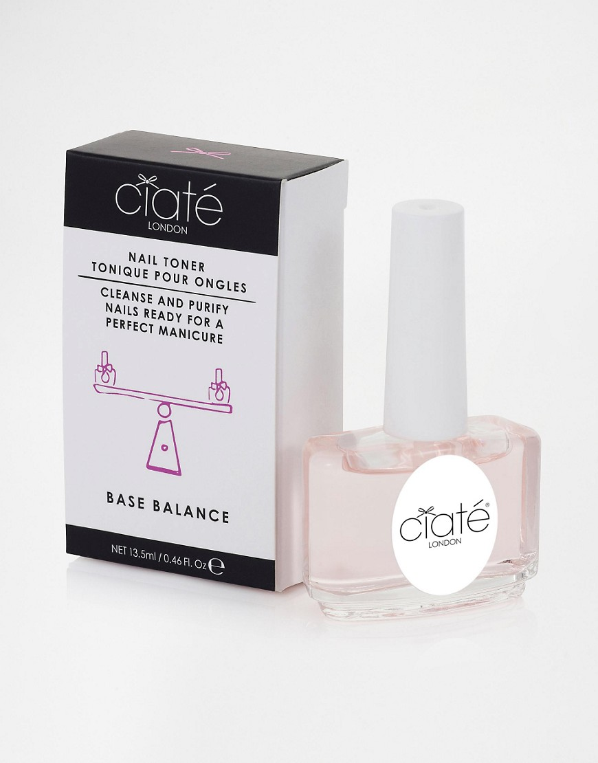Ciate Base Balance Nail Toning Treatment Polish