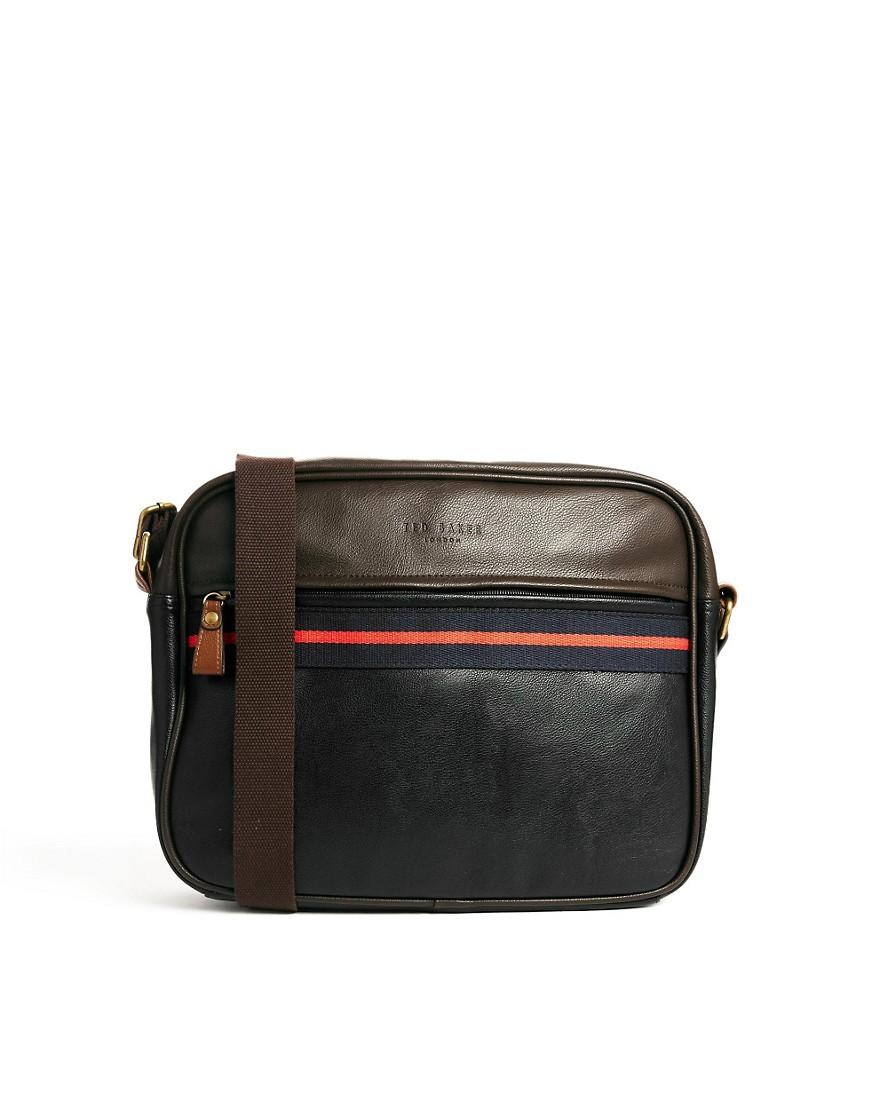 Image 1 ofTed Baker Messenger Bag