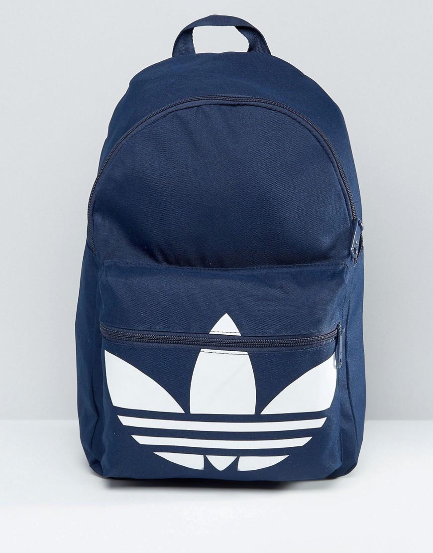 adidas originals adidas originals backpack in blue