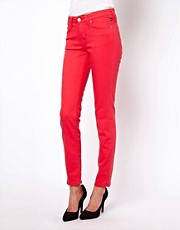 Vivienne Westwood Anglomania For Lee Coloured Skinny Jeans