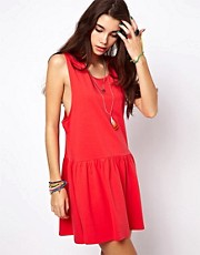 ASOS Smock Dress With Drop Arm Hole