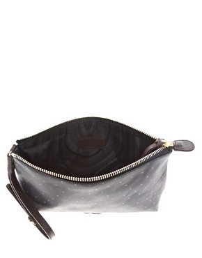 Image 2 ofPaul Smith Leather Small Wrist Bag