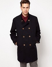 Plectrum By Ben Sherman Coat