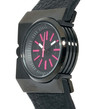 Image 4 of Diesel Neon Face Ladies Watch