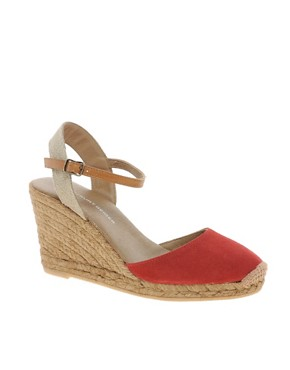 Image 1 ofKG Pansy Espadrille Wedges