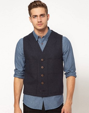 Image 1 ofASOS Waistcoat