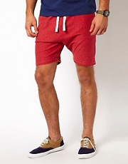 Solid  Jersey-Shorts