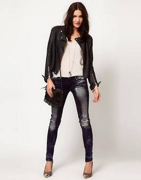 Image 4 ofBlank NYC Supersonic Skinny Jeans
