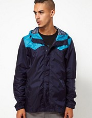 55DSL Jacket Janorawest Hooded Mac