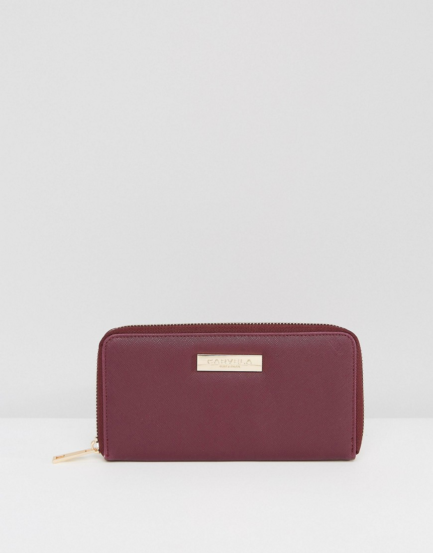 Carvela Zip Purse - Red