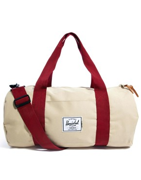 Herschel Sutton Mid Barrel Bag