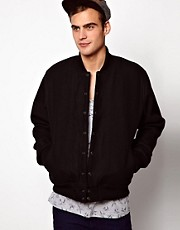 American Apparel Wool Bomber