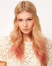 ASOS Crystal Crown Headband